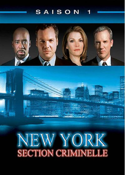 New York, section criminelle - Saison 1 - DVD