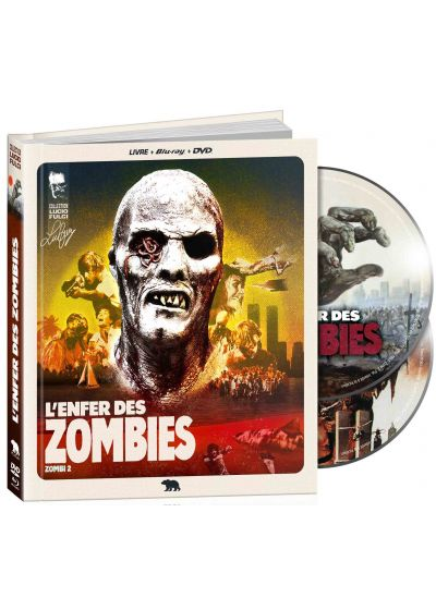 L'Enfer des zombies (Édition Collector Blu-ray + DVD + Livre) - Blu-ray