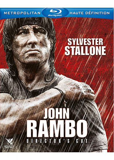 John Rambo (Director's Cut) - Blu-ray