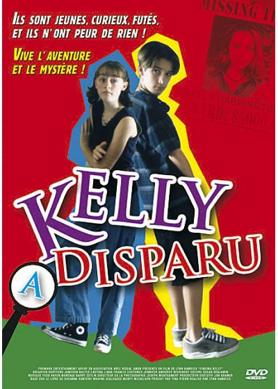 Kelly a disparu - DVD