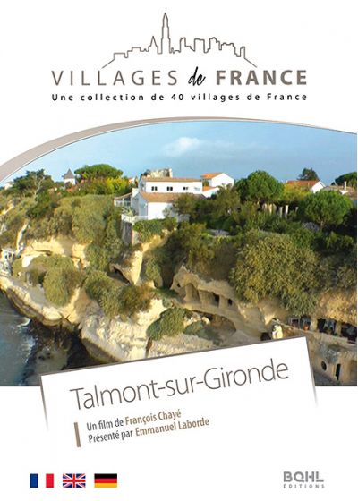 Villages de France volume 8 : Talmont - DVD