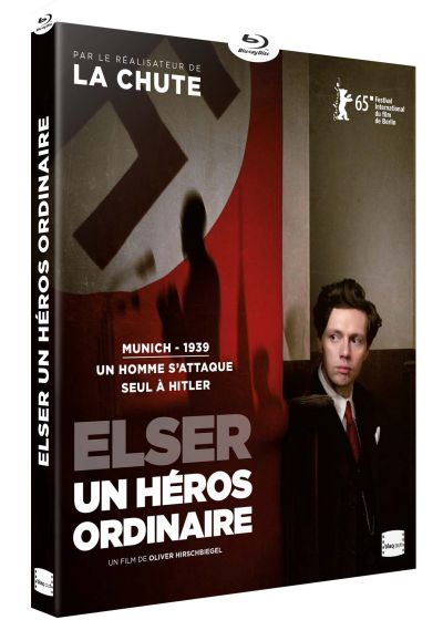 Elser : Un héros ordinaire - Blu-ray
