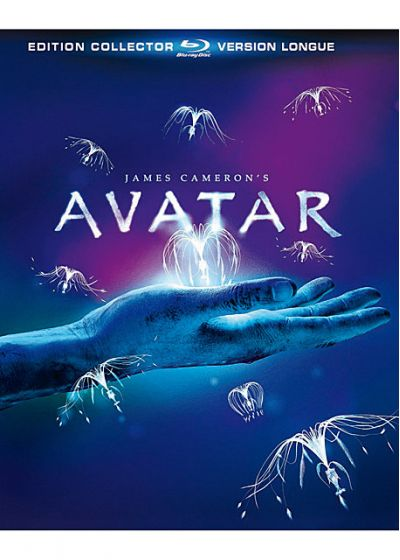 Avatar (Édition Collector - Version Longue) - Blu-ray