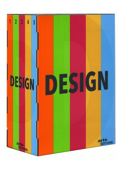 Design - Coffret 5 DVD (Pack) - DVD