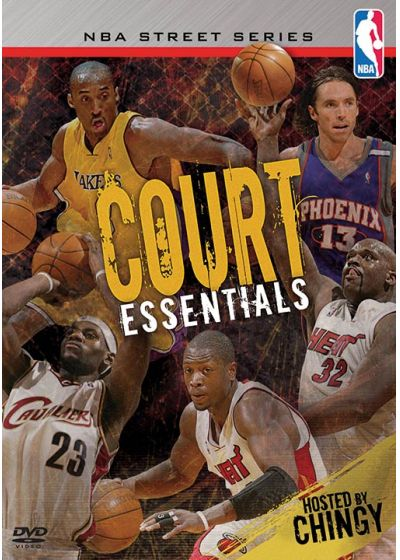 NBA Court Essentials - DVD