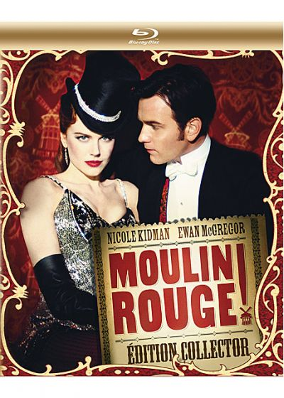 Moulin Rouge ! (Édition Digibook Collector + Livret) - Blu-ray