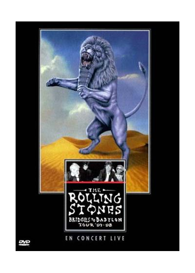 The Rolling Stones: Bridges to Babylon Tour - DVD