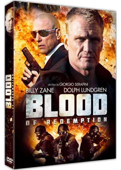 Blood of Redemption - DVD