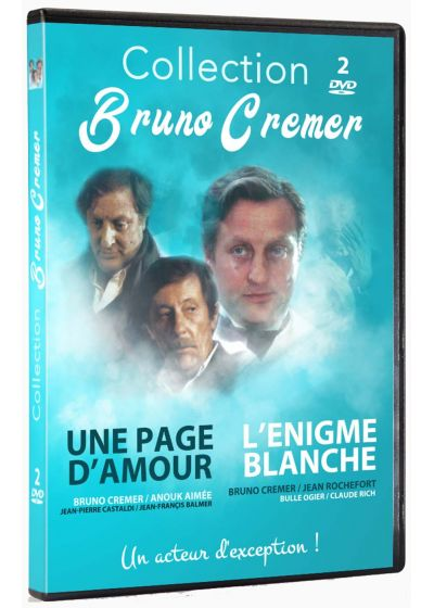 Une page d'amour + L'enigme blanche (Pack) - DVD