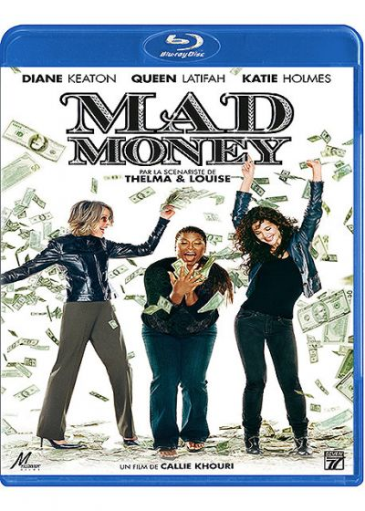 Mad Money - Blu-ray