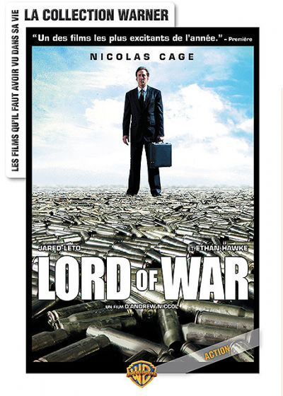 Lord of War (WB Environmental) - DVD