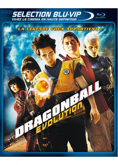 Dragonball Evolution - Blu-ray