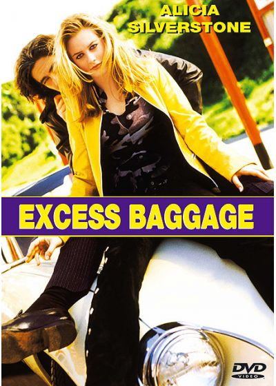Excess Baggage - DVD