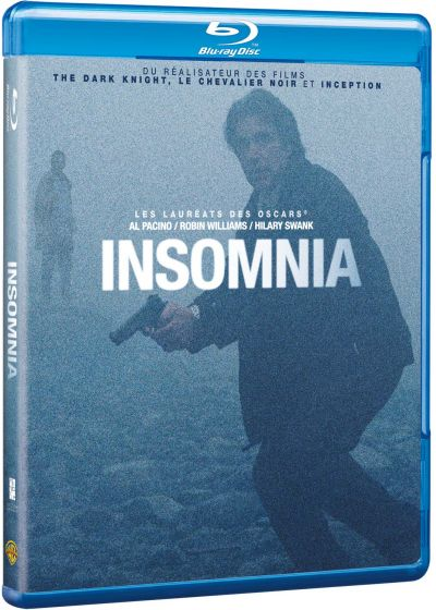 Insomnia (Warner Ultimate (Blu-ray)) - Blu-ray