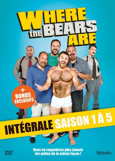 Where the Bears Are : Intégrale saison 1 à 5 - DVD