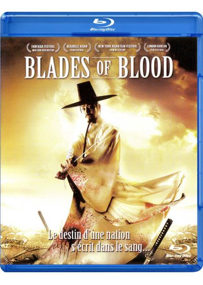 Blades of Blood - Blu-ray