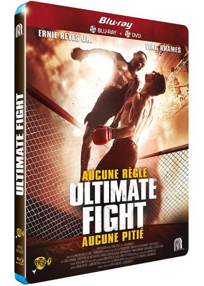 Ultimate Fight (Combo Blu-ray + DVD) - Blu-ray