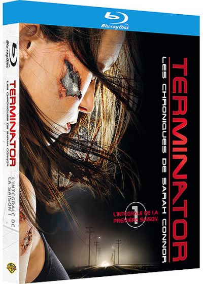 Terminator - The Sarah Connor Chronicles - Saison 1 - Blu-ray