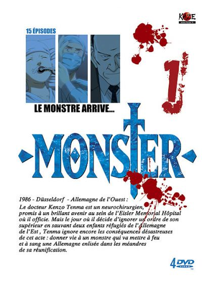 Monster - Coffret 1 - DVD