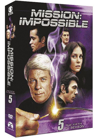 Mission: Impossible - Saison 5 - DVD