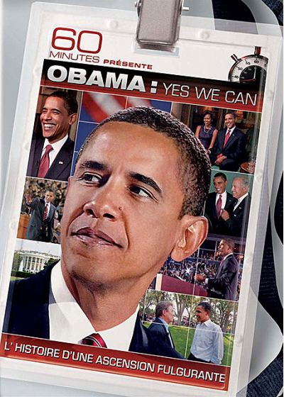 Barack Obama - Yes, We Can - DVD