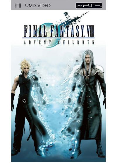 Final Fantasy VII: Advent Children (UMD) - UMD