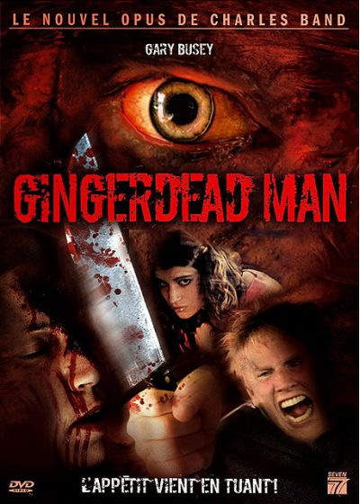 The Gingerdead Man - DVD