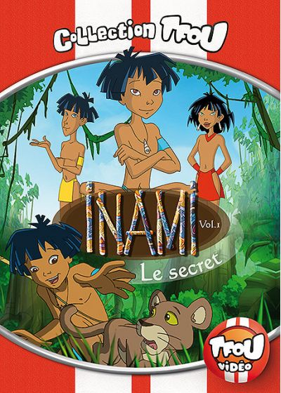 Inami - Vol. 1 : Le secret - DVD