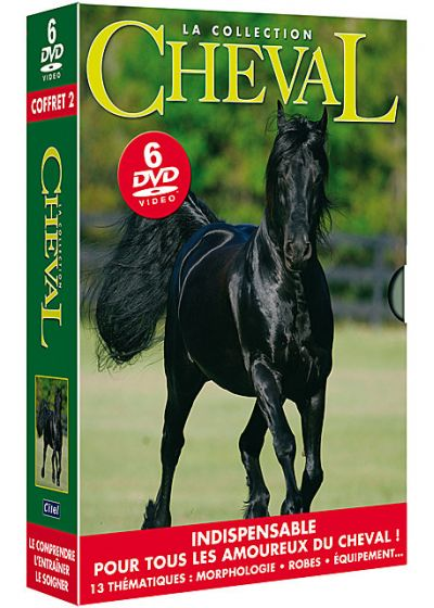 La Collection cheval - Coffret 2 - DVD