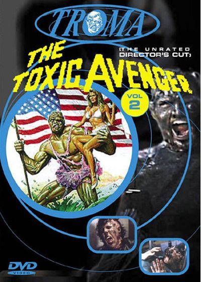 The Toxic Avenger - Volume 2 (Director's Cut) - DVD