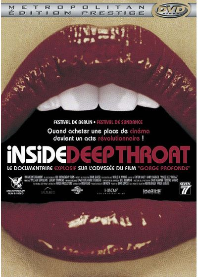 Inside Deep Throat (Édition Prestige) - DVD
