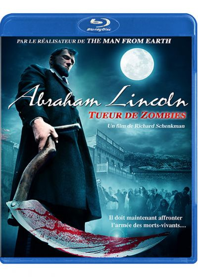 Abraham Lincoln, tueur de zombies - Blu-ray