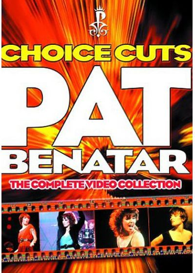 Benatar, Pat - Choice Cuts, The Complete Video Collection - DVD