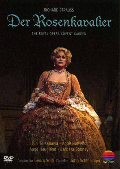 Rosenkavalier - The Royal Opera Covent Garden, Der - DVD