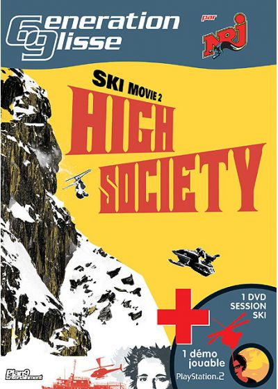 Génération glisse par NRJ - Ski Movie 2 : High Society - DVD