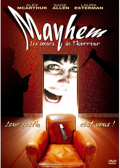 Mayhem - DVD