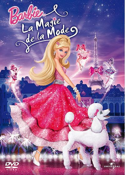 Barbie - La magie de la mode - DVD
