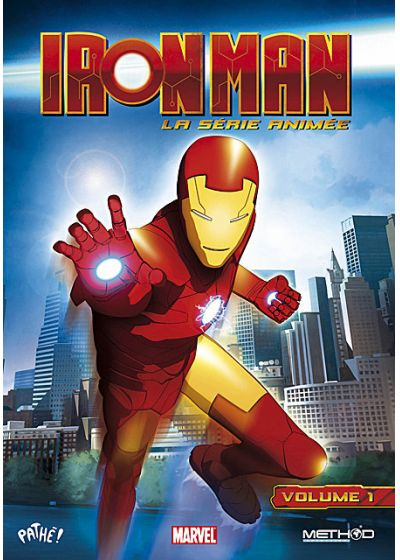 Iron Man - La série animée : Vol. 1 - DVD
