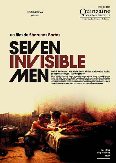 Seven Invisible Men - DVD