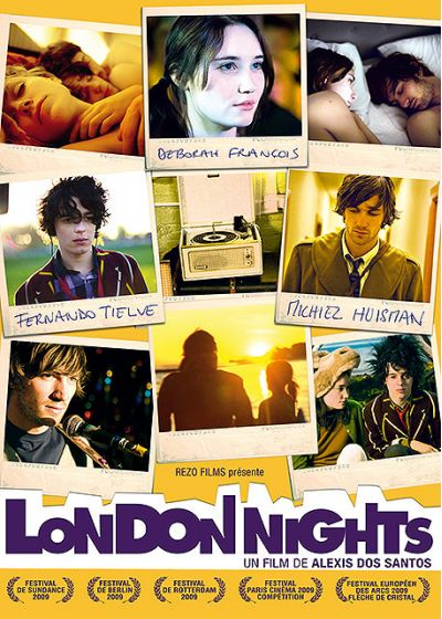 London Nights - DVD