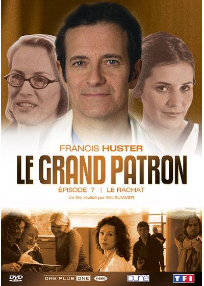 Le Grand patron - Vol. 7 - DVD