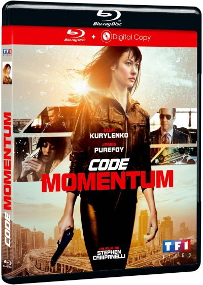 Code Momentum (Blu-ray + Copie digitale) - Blu-ray