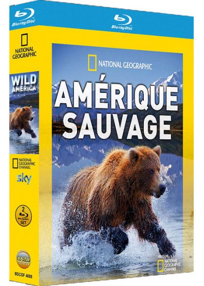 National Geographic - Amérique sauvage - Blu-ray