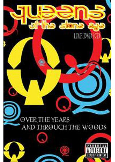 Queens of the Stone Age - Over the Years and Through the Woods - DVD