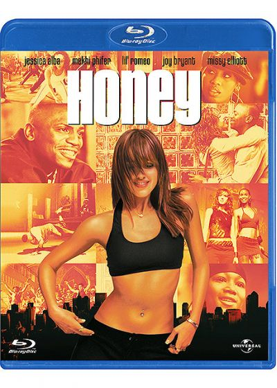 Honey - Blu-ray