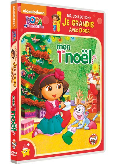 Dora l'exploratrice - Ma collection : Je grandis avec Dora - Mon 1er Noël - DVD