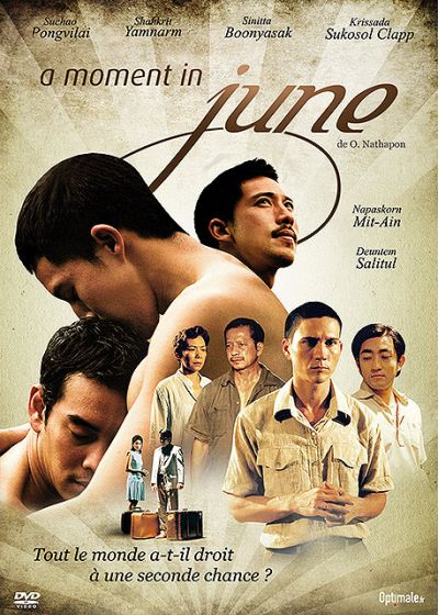A Moment in June - DVD