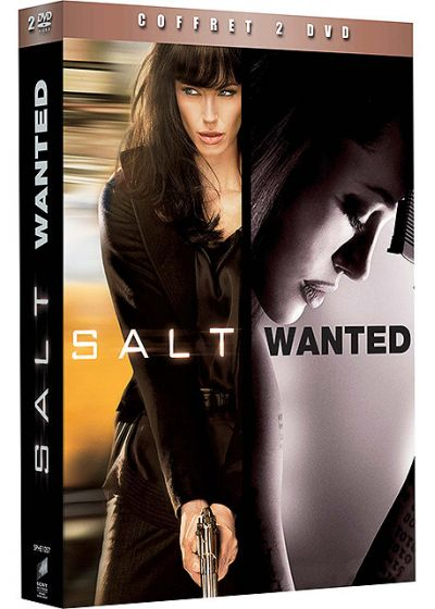 Salt + Wanted (Pack) - DVD