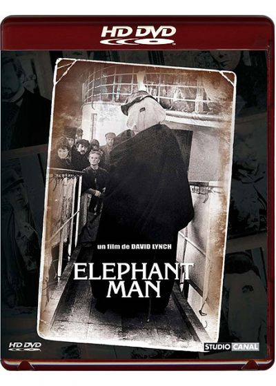 The Elephant Man - HD DVD
