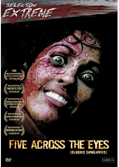 Five Across the Eyes (Claques sanglantes) - DVD